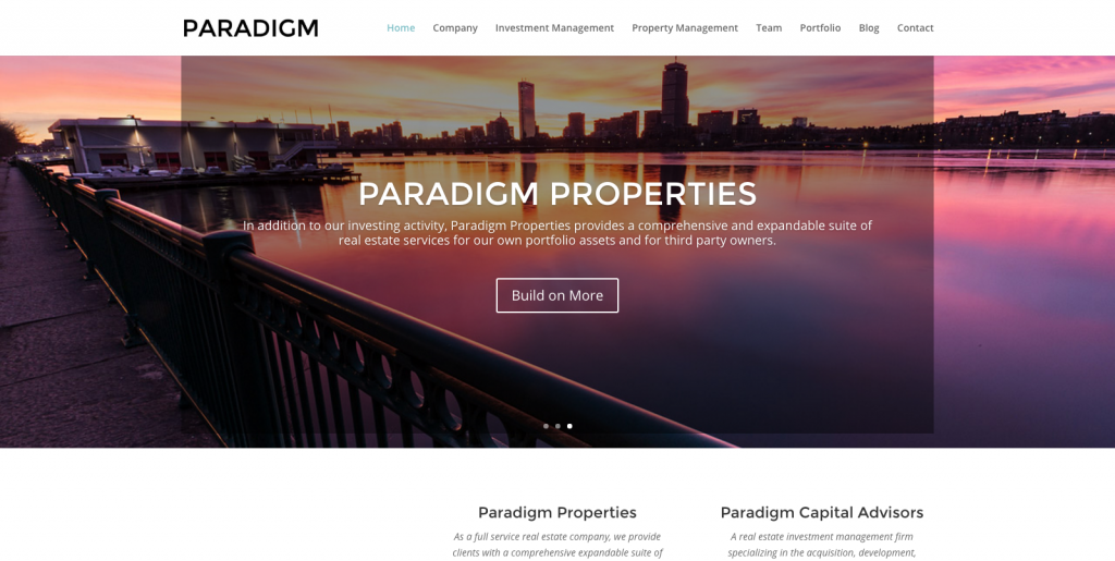 Paradigm-Properties