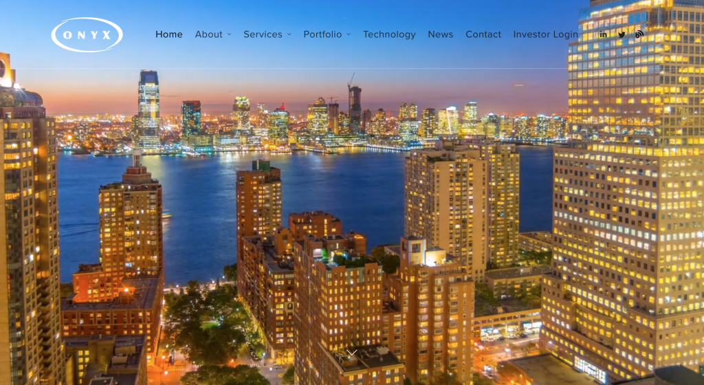 Onyx Equities LLC Website