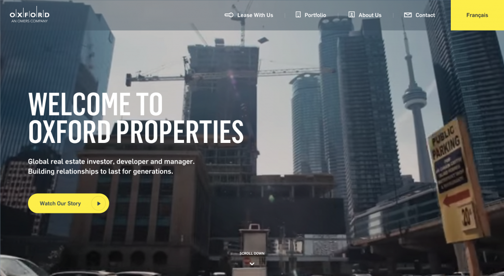 Oxford Properties Group