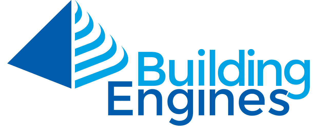 building engines logos
